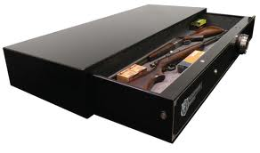 under the bed gun safe